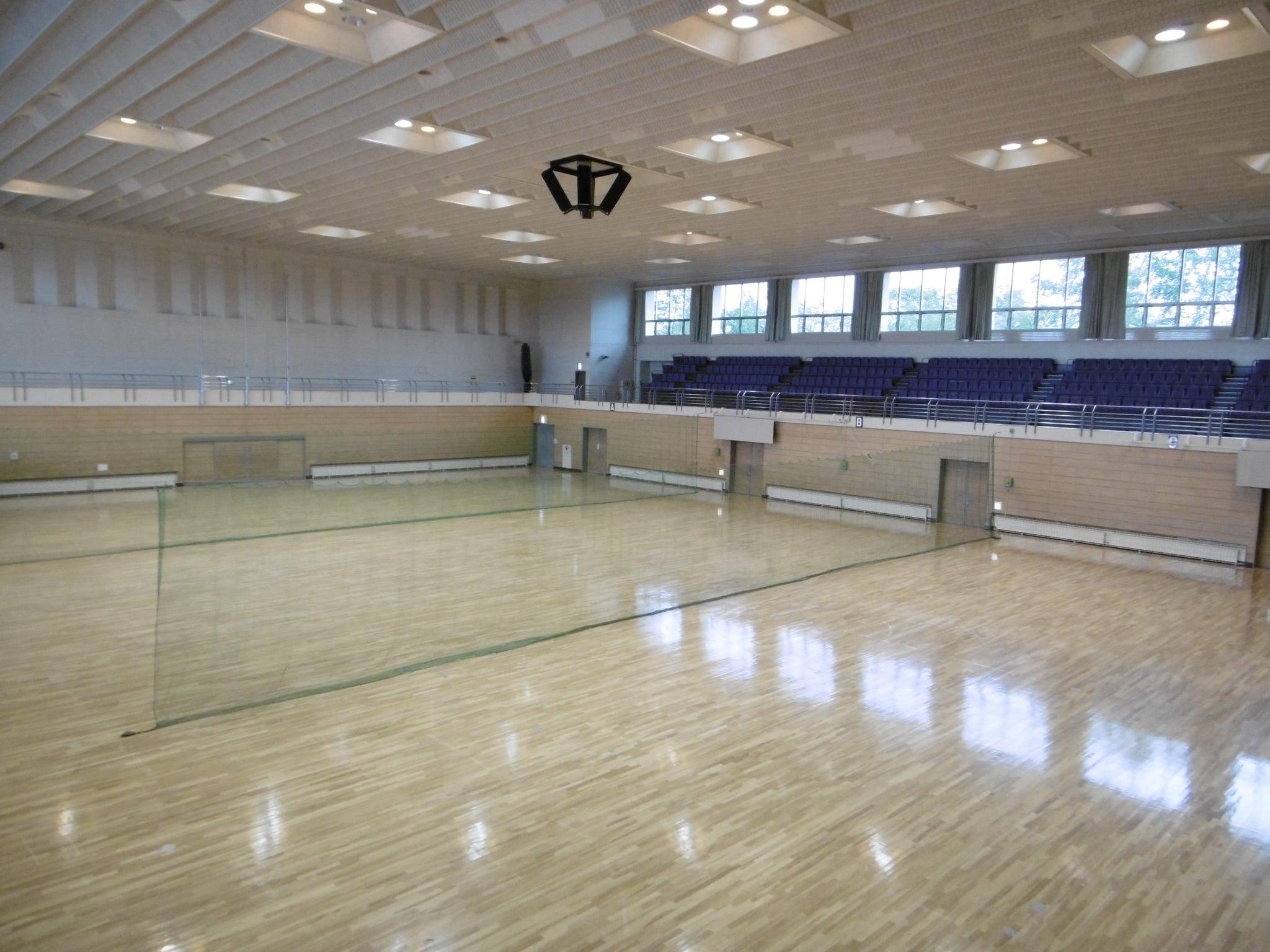 施設の概要|北海道立北見体育セ...